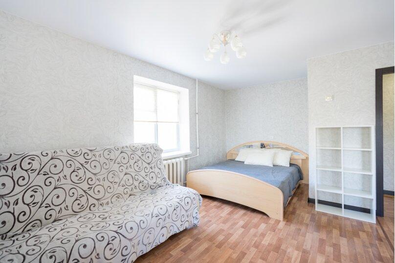 1-комн. квартира, 33 кв.м. на 3 человека, улица Новаторов, 11, Казань - Фотография 3
