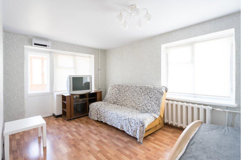 1-комн. квартира, 33 кв.м. на 3 человека, улица Новаторов, 11, Казань - Фотография 6