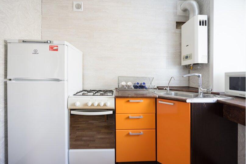 1-комн. квартира, 33 кв.м. на 3 человека, улица Новаторов, 11, Казань - Фотография 11