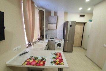 1-комн. квартира, 25 кв.м. на 4 человека, Нагорный тупик, 13кА, Адлер - Фотография 1