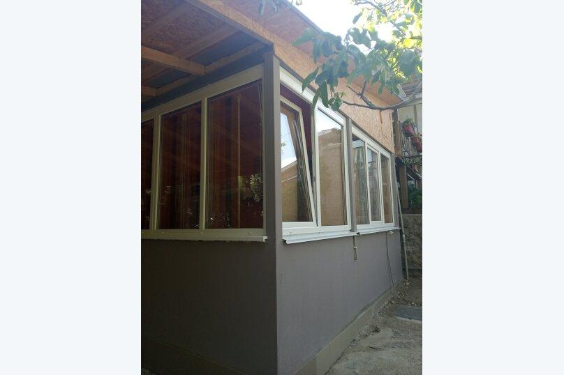 Дом, 60 кв.м. на 5 человек, 2 спальни, улица Алексея Ганского, 1, Симеиз - Фотография 1
