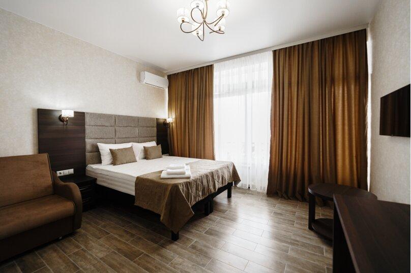 Улучшенный двухместный номер Делюкс с 1 кроватью либо 2 отдельными кроватями, Прибрежная улица, 16, Адлер - Фотография 1