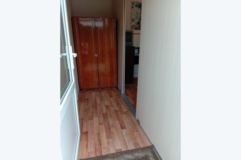 2-х местный полулюкс с выходом во двор, улица Калинина, 10, Коктебель - Фотография 11