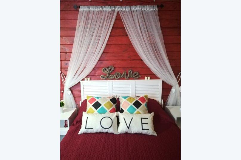 Дом LOVE, 18 кв.м. на 3 человека, 1 спальня, улица Гулаева, 14А, Джемете - Фотография 7
