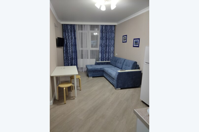 1-комн. квартира, 45 кв.м. на 4 человека, улица Толстого, 130к2, Анапа - Фотография 3
