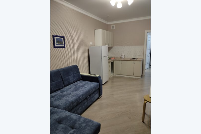 1-комн. квартира, 45 кв.м. на 4 человека, улица Толстого, 130к2, Анапа - Фотография 4