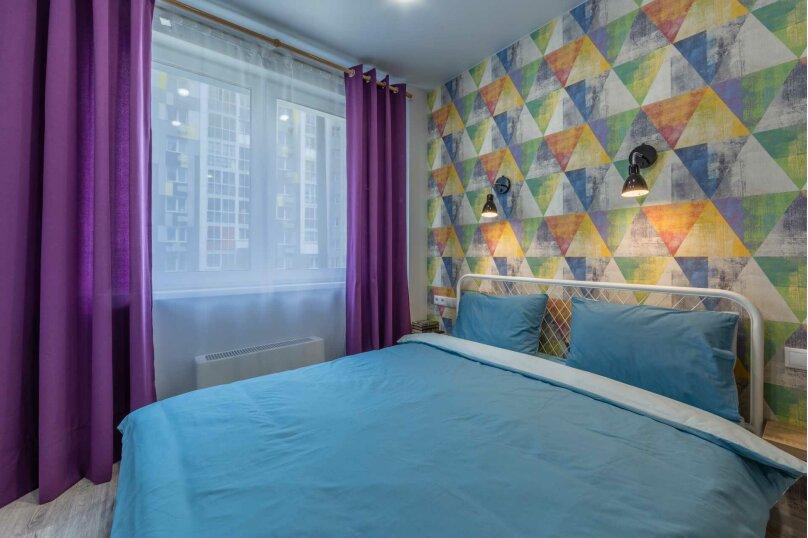 1-комн. квартира, 21 кв.м. на 2 человека, улица Юности, 13к1, Люберцы - Фотография 3