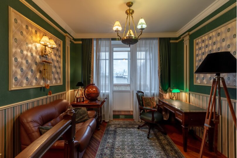 4-комн. квартира, 150 кв.м. на 6 человек, улица Болдырева, 5, Королев - Фотография 5