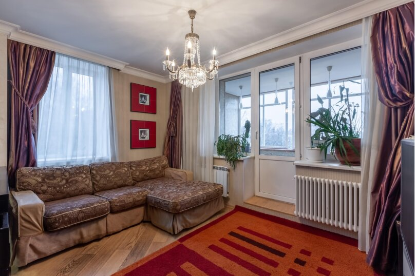 4-комн. квартира, 150 кв.м. на 6 человек, улица Болдырева, 5, Королев - Фотография 13