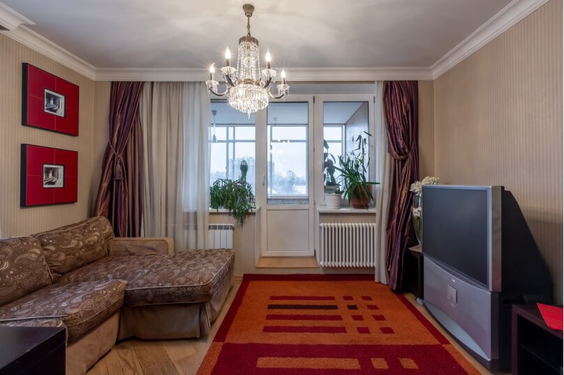 4-комн. квартира, 150 кв.м. на 6 человек, улица Болдырева, 5, Королев - Фотография 14