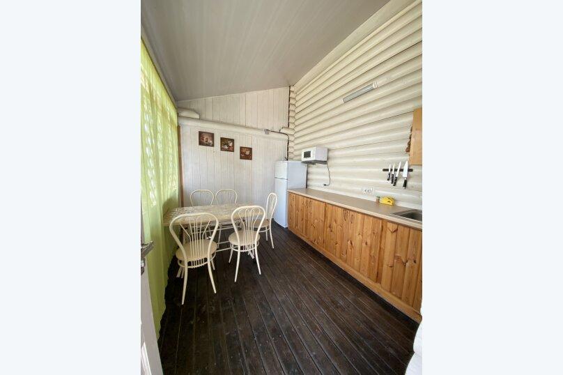 Дом, 150 кв.м. на 10 человек, 6 спален, Прибрежная улица, 75, Голубицкая - Фотография 24