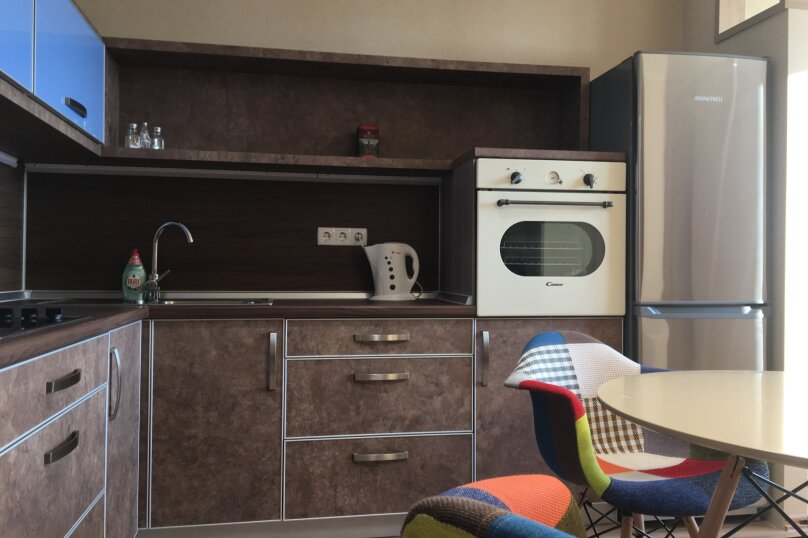 2-комн. квартира, 55 кв.м. на 5 человек, улица Бирюлёва, 99, Севастополь - Фотография 3