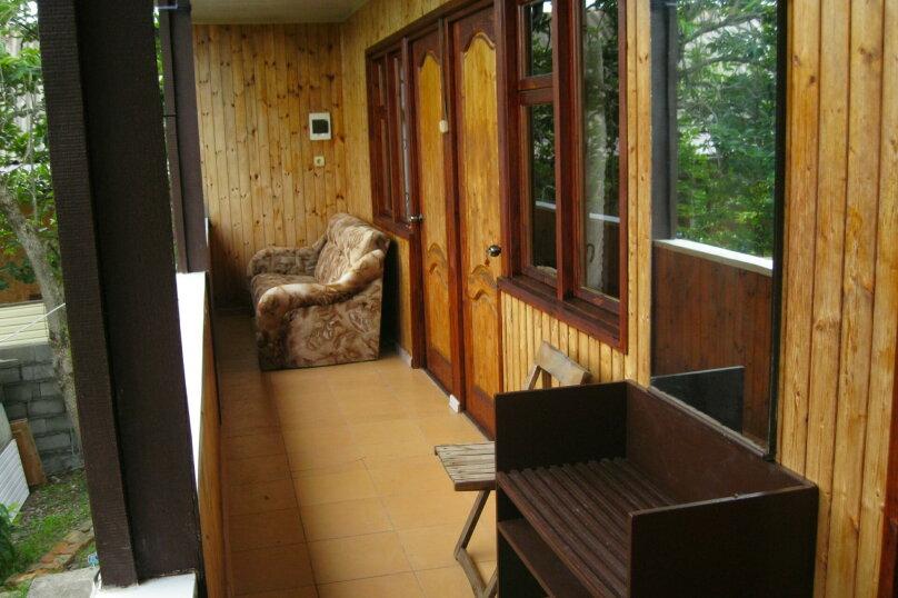 Дом-коттедж (Бунгало), 60 кв.м. на 6 человек, 3 спальни, улица Дружбы, 7, Лоо - Фотография 16