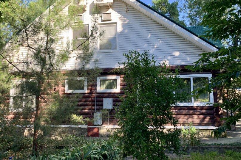 Благоустроенный бревенчатый дом, 57 кв.м. на 8 человек, Пограничная улица, 20, Геленджик - Фотография 15