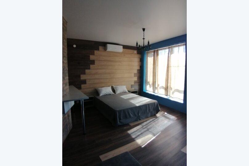 Отдельная комната, Приозёрная улица, 11, поселок Приморский, Феодосия - Фотография 1
