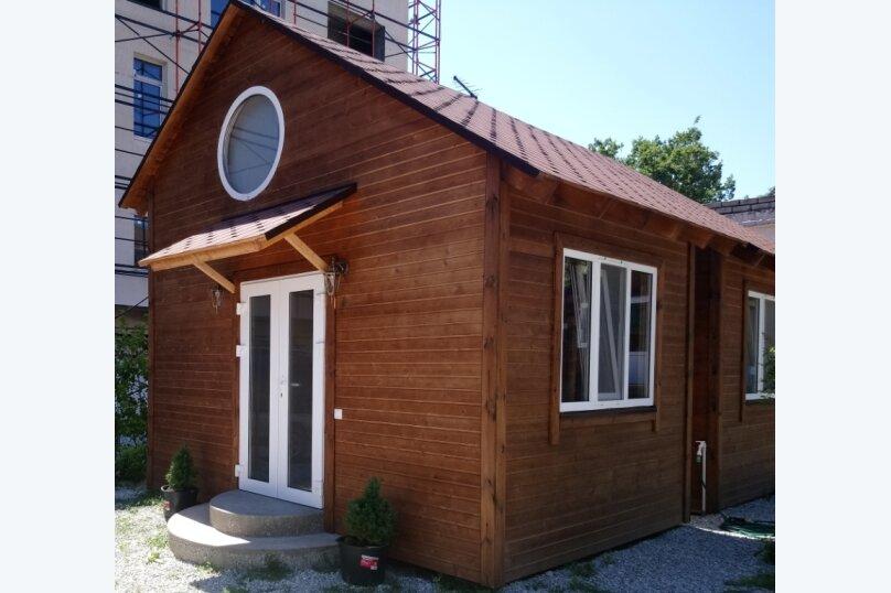 Дом, 12 кв.м. на 4 человека, 1 спальня, улица Герцена, 25, Геленджик - Фотография 22