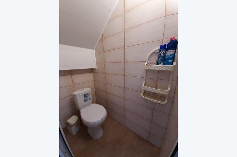 Двухэтажный домик с террасой  у самого Черного моря, 60 кв.м. на 6 человек, 2 спальни, улица Ивана Франко, 16, Евпатория - Фотография 5