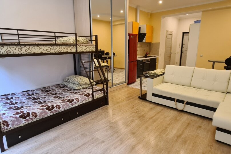 1-комн. квартира, 36 кв.м. на 4 человека, улица Камо, 70, Кудепста, Сочи - Фотография 1