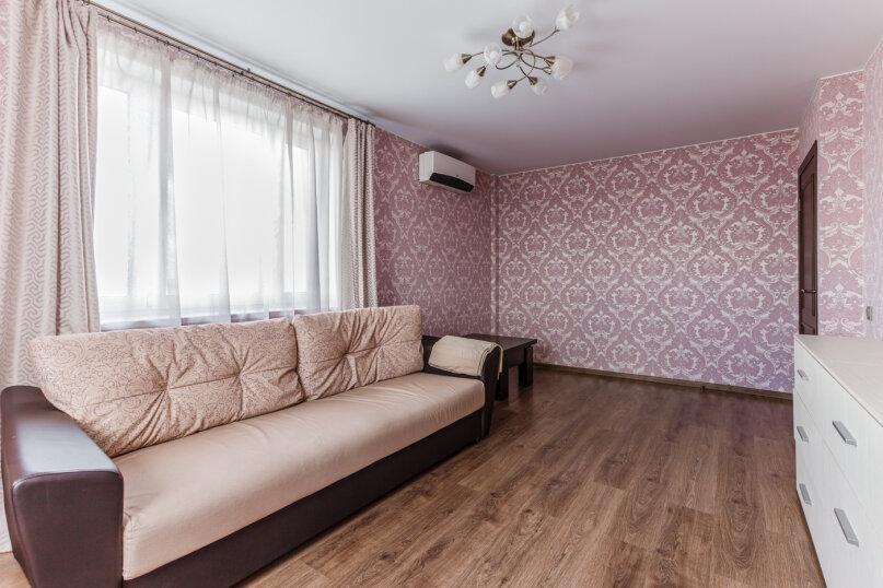 3-комн. квартира, 75 кв.м. на 7 человек, Молодёжная улица, 78, Химки - Фотография 8