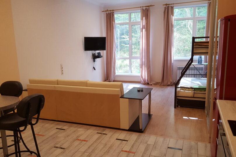 1-комн. квартира, 36 кв.м. на 4 человека, улица Камо, 70, Кудепста, Сочи - Фотография 23