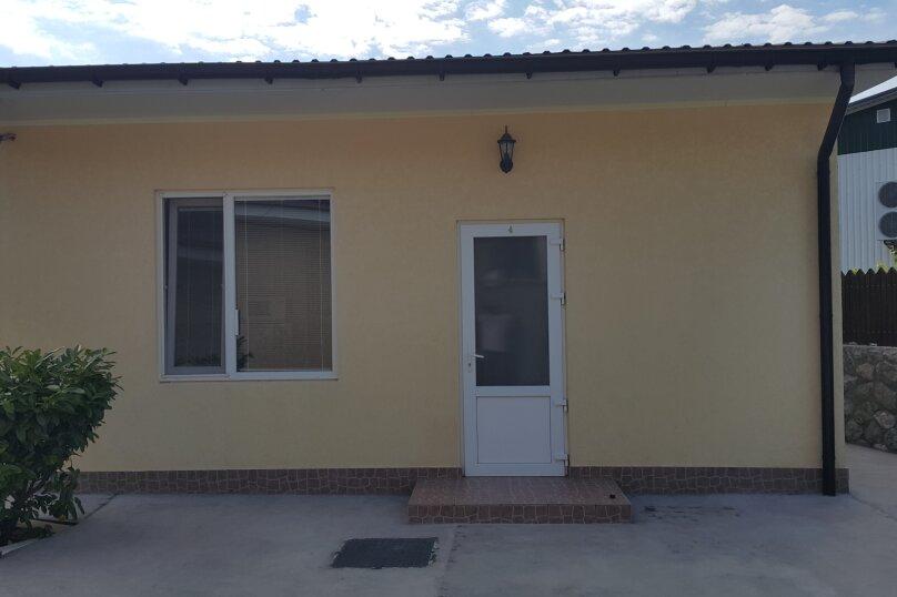 Дом, 50 кв.м. на 5 человек, 2 спальни, улица Калинина, 26, Алупка - Фотография 2