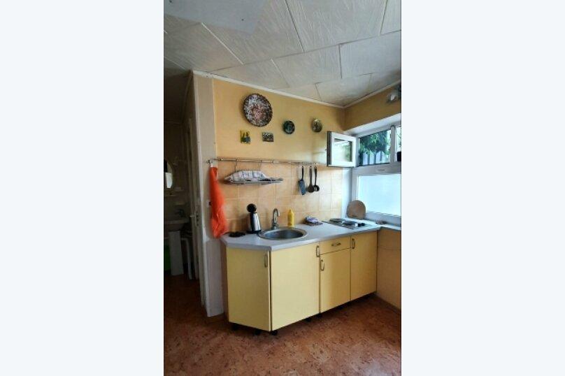 2-комн. квартира, 40 кв.м. на 3 человека, улица Калинина, 26, Алупка - Фотография 8