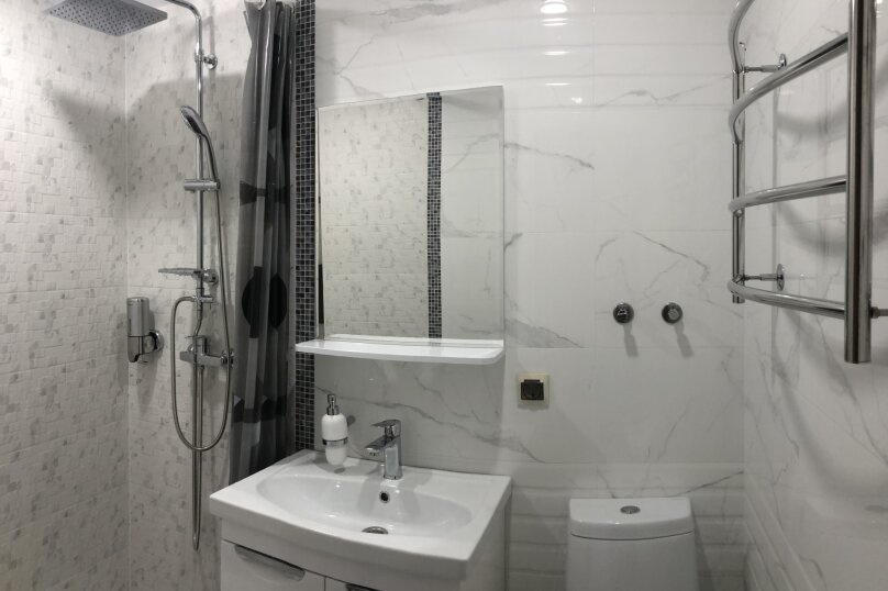 1-комн. квартира, 14 кв.м. на 2 человека, улица Захарова, 5, Владивосток - Фотография 3