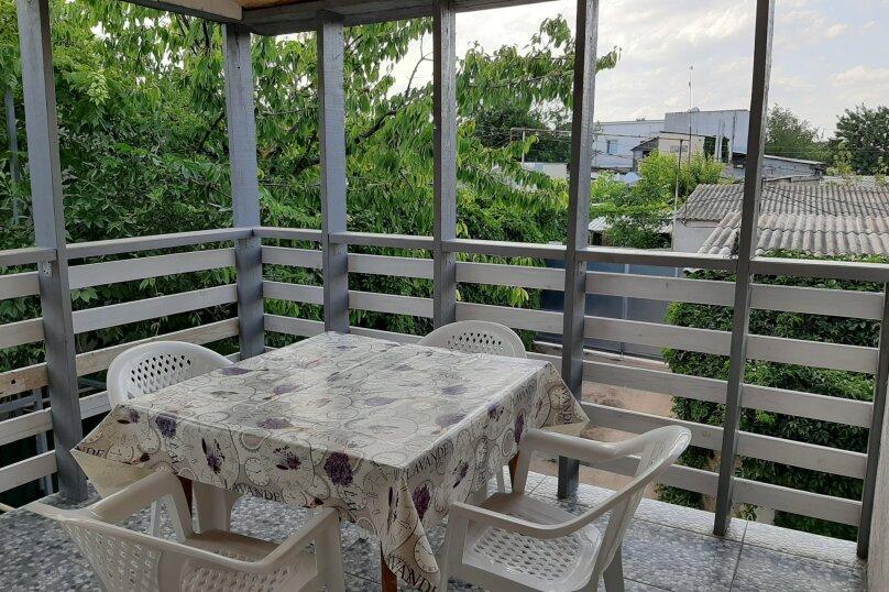 Двухэтажный домик с террасой  у самого Черного моря, 60 кв.м. на 6 человек, 2 спальни, улица Ивана Франко, 16, Евпатория - Фотография 15