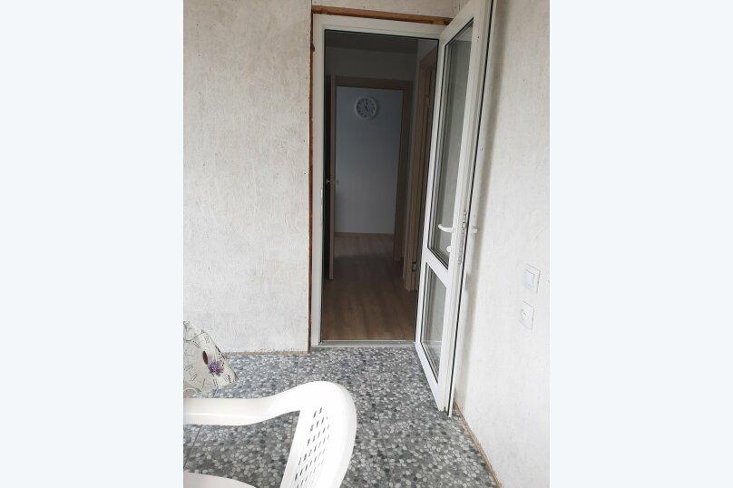 Двухэтажный домик с террасой  у самого Черного моря, 60 кв.м. на 6 человек, 2 спальни, улица Ивана Франко, 16, Евпатория - Фотография 17