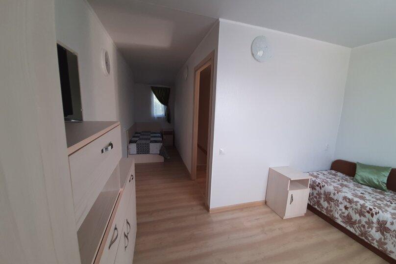 Двухэтажный домик с террасой  у самого Черного моря, 60 кв.м. на 6 человек, 2 спальни, улица Ивана Франко, 16, Евпатория - Фотография 20