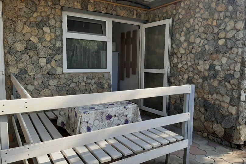 Двухэтажный домик с террасой  у самого Черного моря, 60 кв.м. на 6 человек, 2 спальни, улица Ивана Франко, 16, Евпатория - Фотография 22