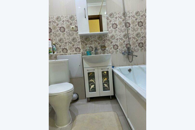 1-комн. квартира, 30 кв.м. на 4 человека, улица Чапаева, 62, Ейск - Фотография 27
