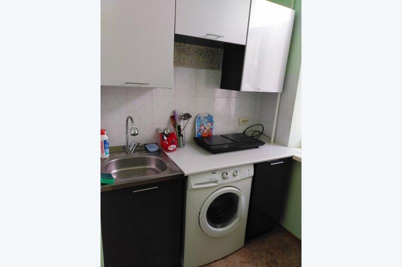 1-комн. квартира, 30 кв.м. на 3 человека, улица Бондаренко, 2, поселок Орджоникидзе, Феодосия - Фотография 5