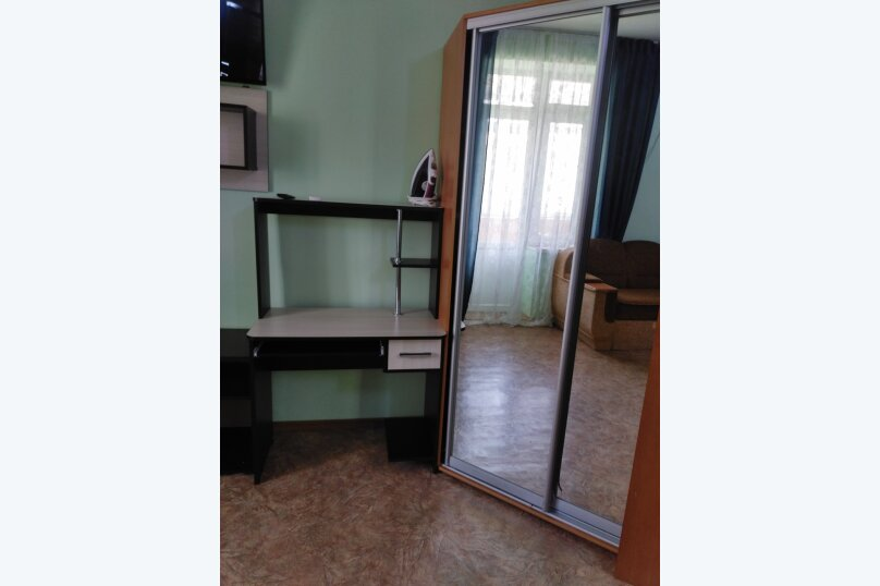 1-комн. квартира, 30 кв.м. на 3 человека, улица Бондаренко, 2, поселок Орджоникидзе, Феодосия - Фотография 6