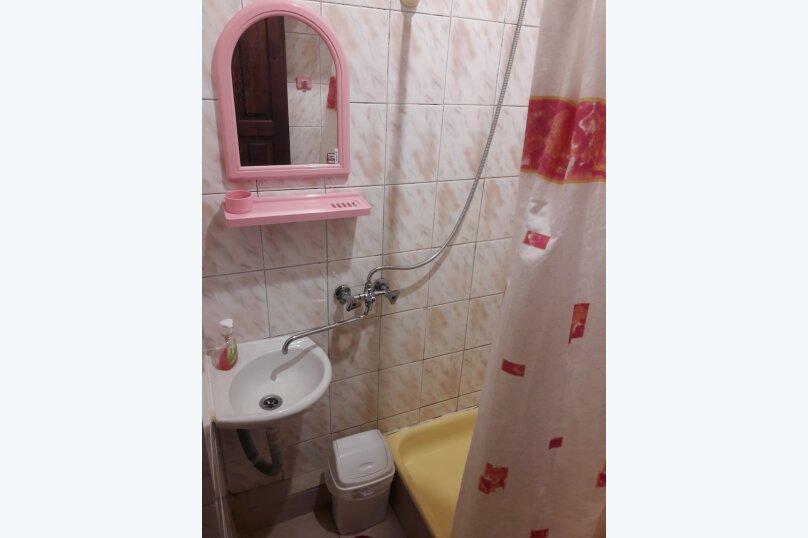 Двуместный номер с кухней и санузлом, Арцеулова, 13, Коктебель - Фотография 1