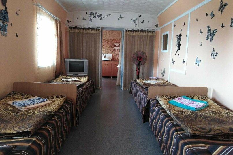 Дом с террасой у самого моря., 60 кв.м. на 4 человека, 1 спальня, Шулейкина, 3, Кацивели - Фотография 13