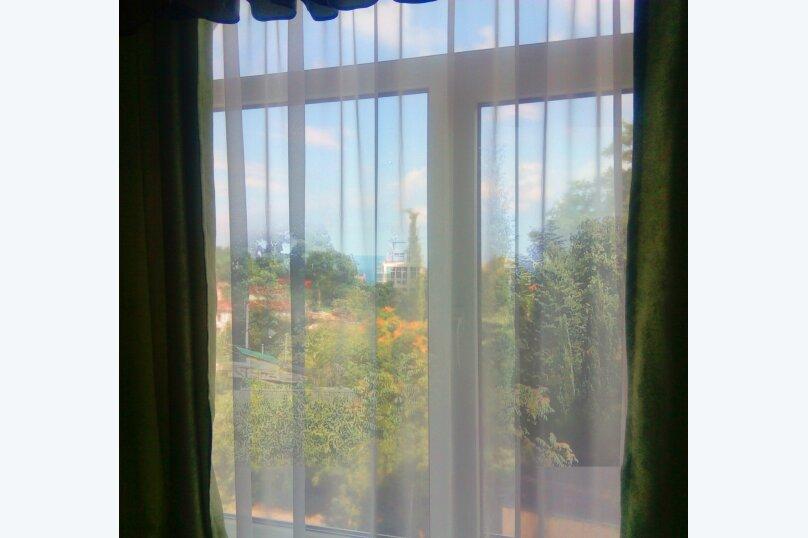 1-комн. квартира, 33 кв.м. на 4 человека, улица Горького, 6В, Алушта - Фотография 9