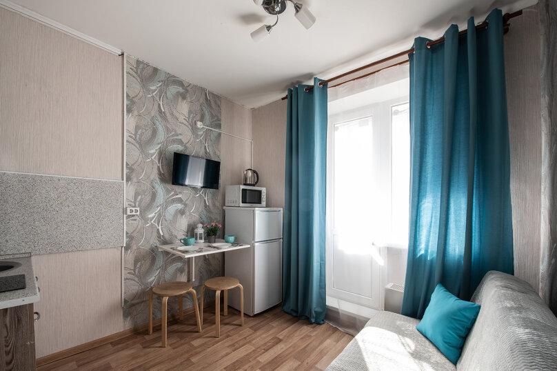 1-комн. квартира, 18 кв.м. на 2 человека, Загорьевская улица, 23к1, Москва - Фотография 1