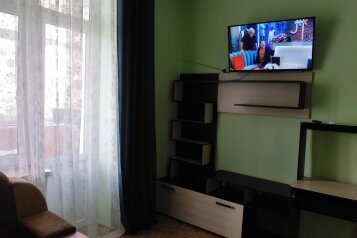 1-комн. квартира, 30 кв.м. на 3 человека, улица Бондаренко, 2, поселок Орджоникидзе, Феодосия - Фотография 1