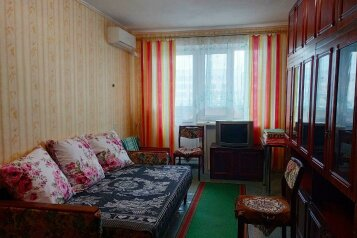1-комн. квартира, 32 кв.м. на 3 человека, Юбилейная улица, 5, поселок Приморский, Феодосия - Фотография 1