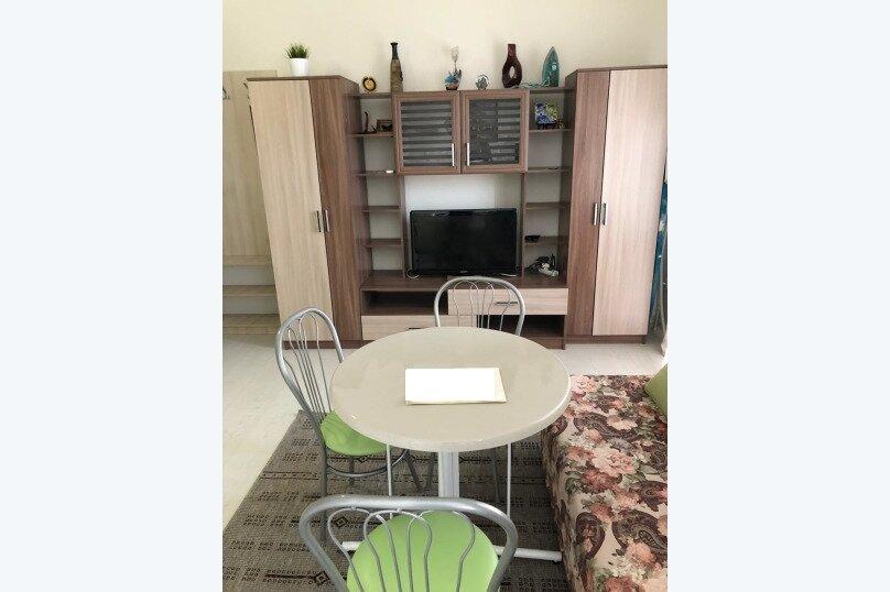 1-комн. квартира, 30 кв.м. на 4 человека, Азовская улица, 3, село Сукко - Фотография 3