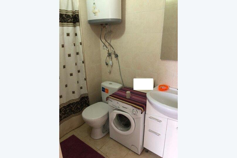 1-комн. квартира, 30 кв.м. на 4 человека, Азовская улица, 3, село Сукко - Фотография 5