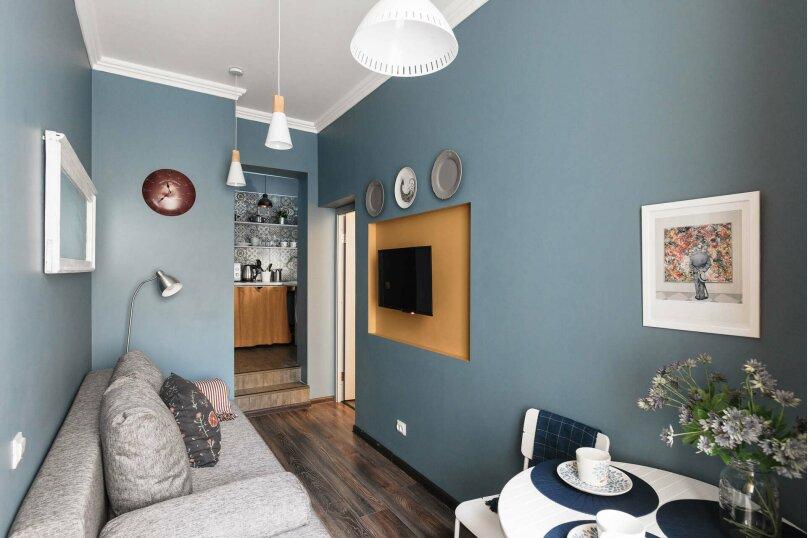 1-комн. квартира, 30 кв.м. на 4 человека, Невский проспект, 74-76, Санкт-Петербург - Фотография 5