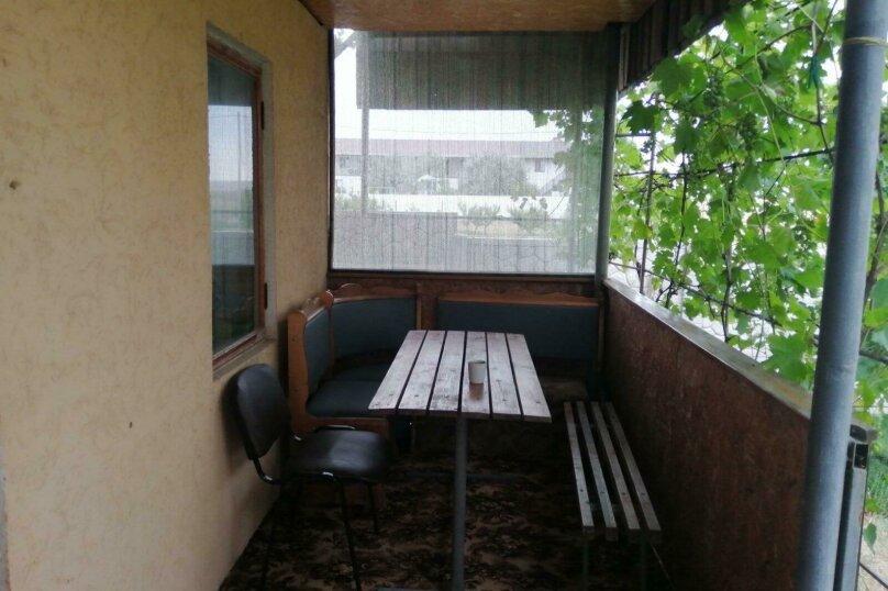 Дом, 40 кв.м. на 6 человек, 2 спальни, СТ Таврида, 115, Новоотрадное - Фотография 4