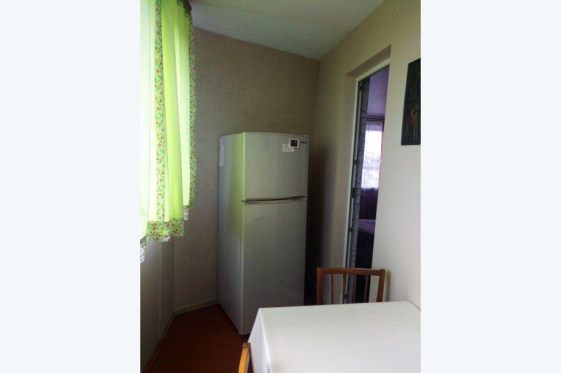 2-комн. квартира, 49 кв.м. на 4 человека, Партизанская улица, 17, Судак - Фотография 5