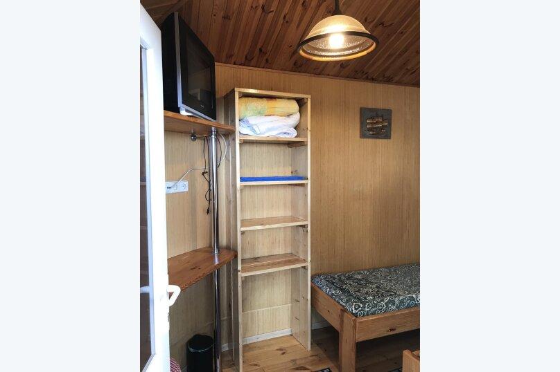Квартира на 2-х в частном секторе, недалеко от пляжа., 16 кв.м. на 2 человека, 1 спальня, улица Ленина, 48, Алупка - Фотография 17