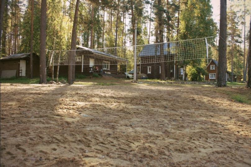 База отдыха, Петровская волость, вблизи поселка ж/д. станции Петяярви на 11 номеров - Фотография 2