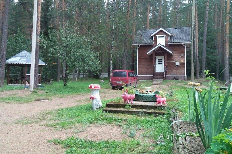 База отдыха, Петровская волость, вблизи поселка ж/д. станции Петяярви на 11 номеров - Фотография 8