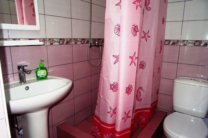 4-х местный номер с кухней, улица Сьянова, 28А, Лазаревское - Фотография 2