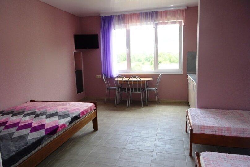 4-х местный номер с кухней, улица Сьянова, 28А, Лазаревское - Фотография 4